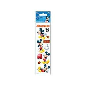 Disney Mickey Mouse Slims Dimensional Stickers Arts