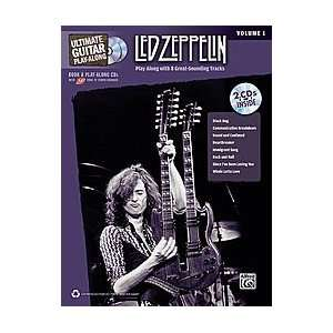 Ultimate Guitar Play Along Led Zeppelin, Volume 1 Musical