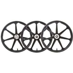 Trike Mag Wheel Set   24, Front/Rear Drive and Idler