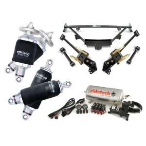 RideTech 1964, 1965, 1966 Ford Mustang Level 1 Air Suspension System