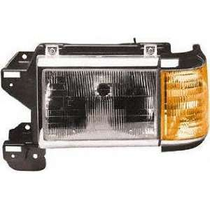 87 91 FORD F SERIES PICKUP f150 f250 f350 f450 f550 HEADLIGHT LH