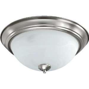 11 Satin Nickel Flush Mount 3066 11865