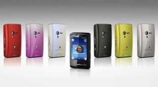 Sony Ericsson X10 min Unlocked 3G Android WiFi Phone