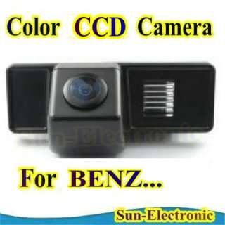 CCD Revers Rear View Camera Fr Mercedes Benz Vito Viano