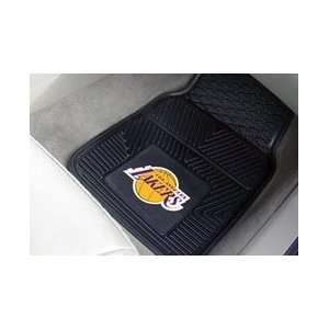 NBA Los Angeles Lakers Car Mats Vinyl