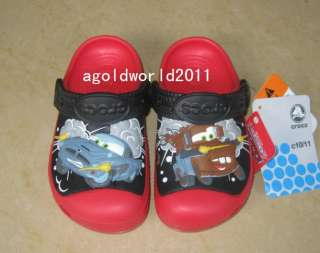 New Crocs1 DORA Girls and Boys shoes size6C7 12C13