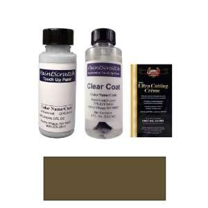 Oz. Milan Brown Metallic Paint Bottle Kit for 1977 Mercedes Benz All