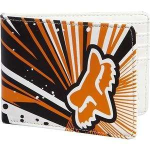 Fox Racing Undertow Wallet   White Automotive
