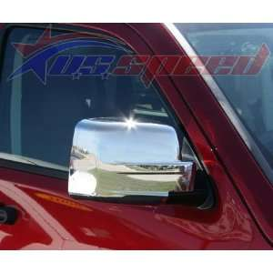 2007 UP Dodge Nitro Chrome Mirror Covers 2PC Automotive