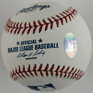 YANKEES ALEX RODRIGUEZ SIGNED AUTHENTIC OML BASEBALL A ROD HOLOGRAM