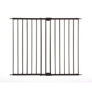 States Supergate Easy Swing and Lock Metal Gate, Matte Bronze Baby