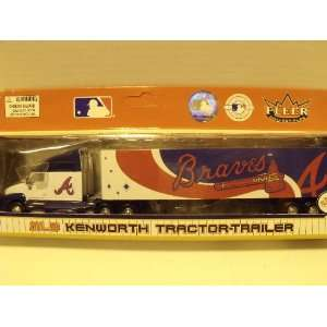 MLB Atlanta Braves Limited Edition 180 Scale Die cast