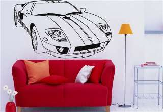 Wall Mural Vinyl Decal Stickers Car Jeep Wrangler S1551