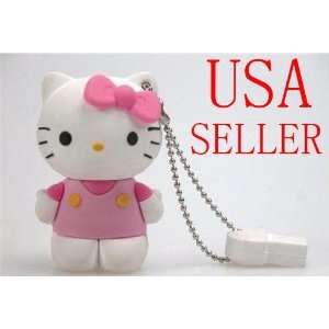 com New Hello Kitty flash drive 8 Gb USB Memory Stick Flash Pen Drive