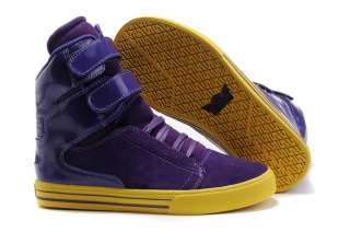 NEW PAIR TK Society Supra Justin Bieber High Top Skateboard Shoes