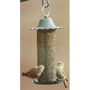 Little Bit Bird Feeders   Finch Feeder