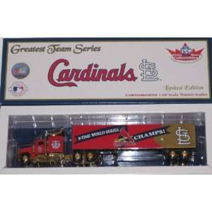 Limited Edition 180 Scale Diecast Tractor Trailer