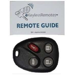 2003 2005 Saturn Ion Keyless Entry Remote Fob Clicker