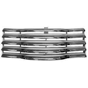 1947 53 Chevy Truck Grille Assembly, Chrome Automotive