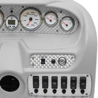 MASTERCRAFT 502025 2002 X10/X30 BOAT DASH PANEL w/ GAUGES AND SWITCHES