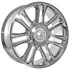 22 Cadillac Escalade Platinum Chrome Wheels Rims