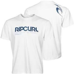 Rip Curl Reflecto Surf Shirt   White