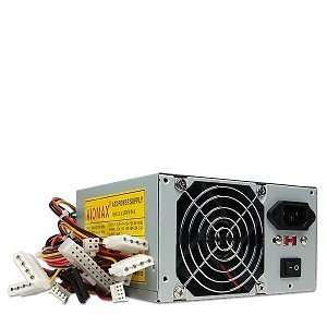 VioMax 550W 20+4 pin Dual Fan ATX PSU Electronics
