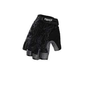 FOX RACING TAHOE BIKE SHORTS BIKE GLOVES BLACK S(8