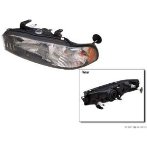 TYC Subaru Legacy Driver Side Replacement Headlight