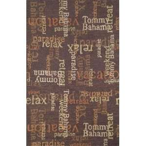 Trans Ocean   Lido Tommy Bahama   Scriptures Area Rug   2