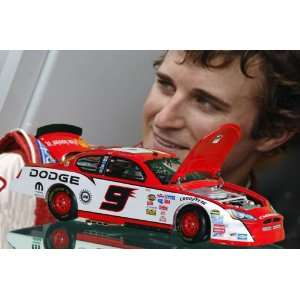 Kasey Kahne #9 Dodge Dealers 2006 Charger 1/24 Scale