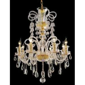 7832D29G Elegant Lighting Elizabeth Collection lighting