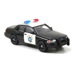 Jada 1/64 CHP California Highway Patrol Ford Crown Vic