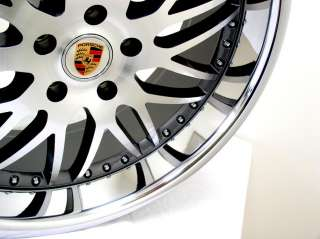 22 PORSCHE PANAMERA, S, TURBO 5X130 WHEELS/RIMS