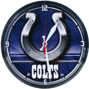 Indianapolis Colts   Logo Wall Clock NFL Pro Football