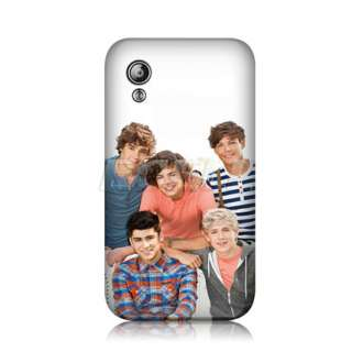 One Direction 1D British Boy Band Back Case for Samsung Galaxy Ace