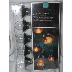 Target Home Indoor Outdoor Decorative String Lights Patio