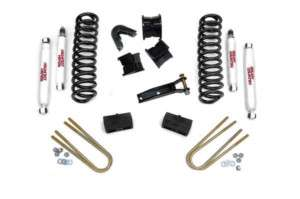 "Ford Bronco 4"" Suspension Lift Kit w/ Blocks 78 79 4wd"