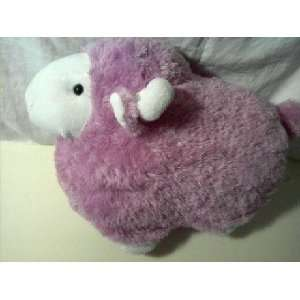 Purple Ram 12 Pillow Plush Pal Toys & Games