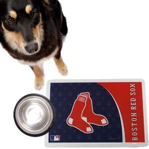 MLB Boston Red Sox Navy Blue Pet Mat