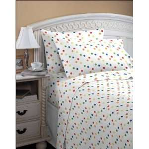 Elliott Sadler Juvenile Twin Size Sheet Set (Driver Specific)
