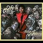 michael jackson thriller 25th anniversary edition alternate cover cd