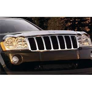 Mopar 82212047 OEM Jeep Grand Cherokee Front Air Deflectors   Smoke
