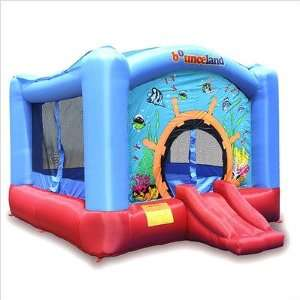 Wild Reef Inflatable Bounce House bouncer Toys & Games