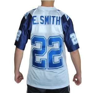 Mitchell & Ness Mens NFL Throwback Football Jersey   Dallas Cowboys