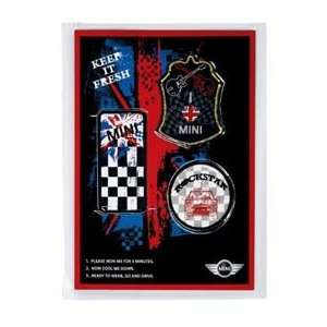 Genuine MINI Cooper Patches Mix Automotive