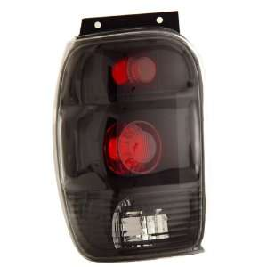 FORD EXPLORER 98 01 TAIL LIGHTS JDM BLACK Automotive