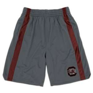 South Carolina Gamecocks Mens Basketball Mesh Gym Shorts