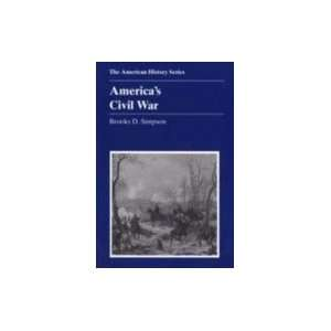 Americas Civil War Books