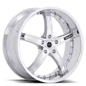 Ruff Racing R953 22x9 22x10 Dodge Chrysler Rims Chrome Wheels 4pc
